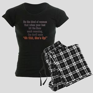 Be the Kind of Woman Pajamas