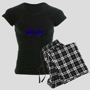 BLUE CANOE Women's Dark Pajamas