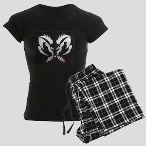 Ram Sign Women's Dark Pajamas
