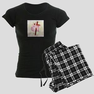 A product name Women's Dark Pajamas