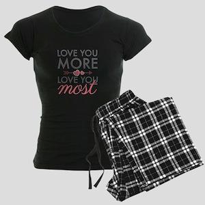 Love You Most Pajamas