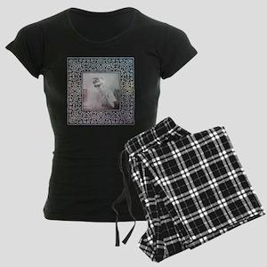 Vintage Woman Welder Pajamas