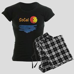 socal Women's Dark Pajamas