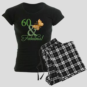 fabulousII_60 Women's Dark Pajamas