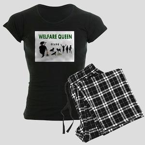 BREEDING PAYS OFF Women's Dark Pajamas