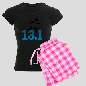Half marathon 13.1 miles Women's Dark Pajamas