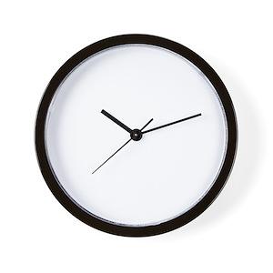 Custom Standard Wall Clocks