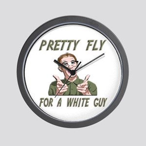 Offspring - Pretty Fly For A White Guy Wall Clock