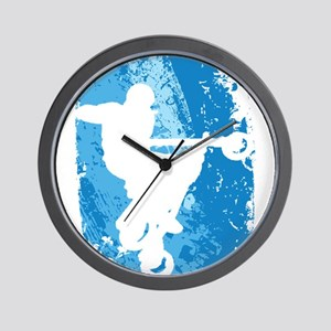 AIRBORN NO. 53 Wall Clock
