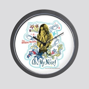 The Brady Bunch: Marcia Brady Wall Clock