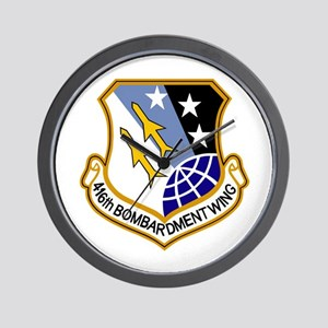 416th Bomb Wing Wall Clock