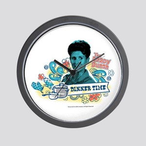 The Brady Bunch: Alice Wall Clock