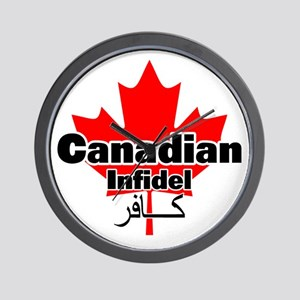 canadianinfidel Wall Clock