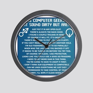 Dirty Computers Wall Clock