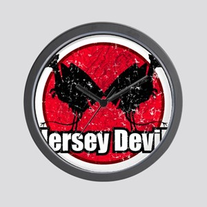 Jersey Devil Wall Clock