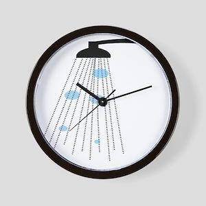 Bathroom Wall Clocks Cafepress