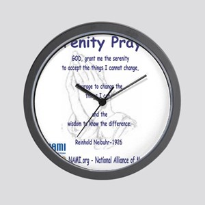 prayer Wall Clock