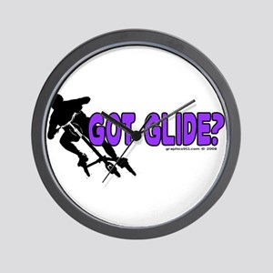 GOT GLIDE? Wall Clock