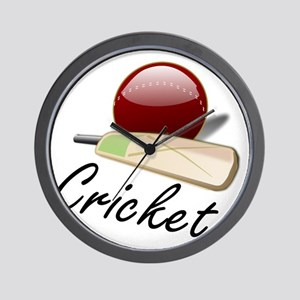 Cricket_03 Wall Clock