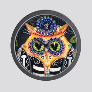 La Lechuza 2 Wall Clock