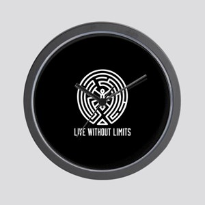 Westworld Live Without Limits Wall Clock