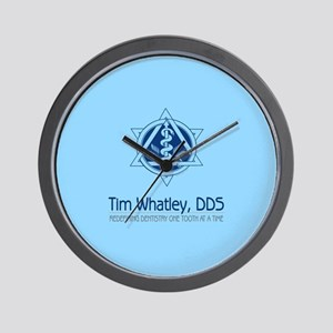 Tim Whatley DDS Seinfeld Wall Clock