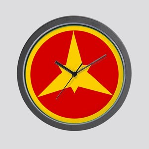 Imperial Ethiopian AF roundel 1946-1974 Wall Clock