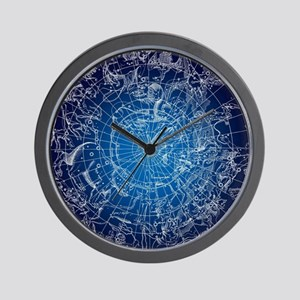 Celestial Wall Clocks Cafepress