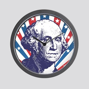 george washington Wall Clock