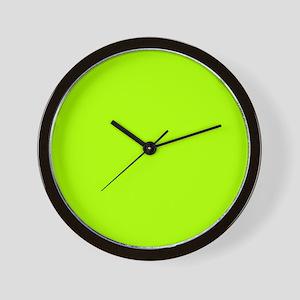 Neon Wall Clocks - CafePress