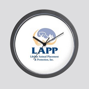 Lapp Wall Clocks - CafePress