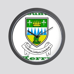 County Kerry COA Wall Clock