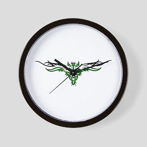 a9f524c2d Irish Celtic Tattoo Wall Clocks - CafePress