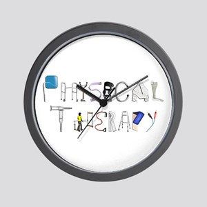 PT at Work Wall Clock