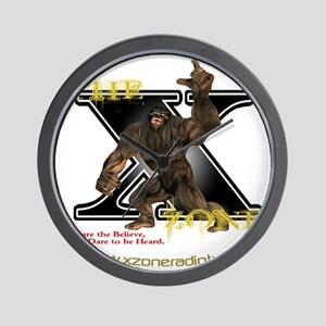 The X-Zone BigFoot_1 Wall Clock