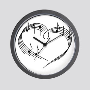 Music Lover Wall Clock