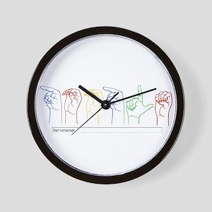 Google Wall Clocks - CafePress