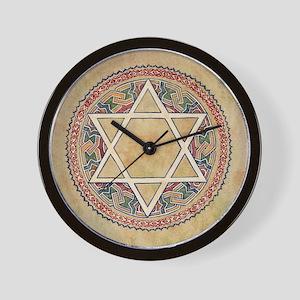 eaf8502cd8 Jewish Wall Clocks - CafePress