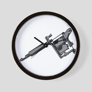 24505a91c Tattoo Wall Clocks - CafePress