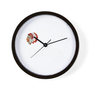 d4c9c8fc3 Indian Motorcycle Wall Clocks - CafePress