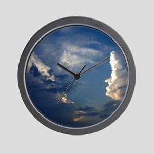Wizard Wars Wall Clock