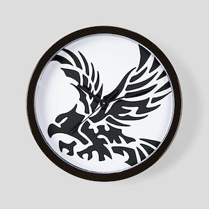 943c8c00d Eagle Tattoo Wall Clocks - CafePress