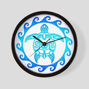 3da4fb3b4 Polynesian Wall Clocks - CafePress