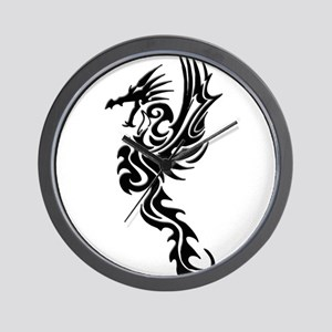 46fdf40c7 Traditional Tattoo Wall Clocks - CafePress