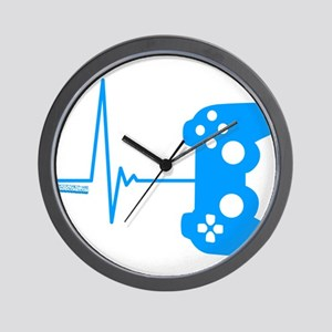 Gamer Heart Beat Wall Clock