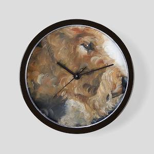 Quiet Moment Wall Clock