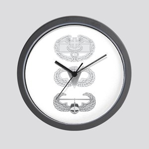 CFMB Airborne Air Assault Wall Clock