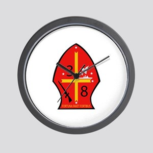 3rd Battalion - 8th Marines Wall Clock