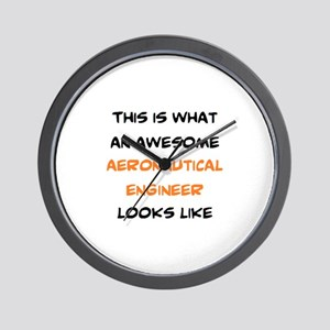 awesome aeronautical Wall Clock