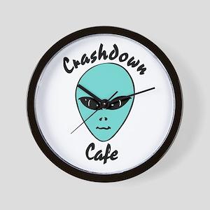 Crashdown Cafe Wall Clock